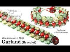 Garland Bracelet (Bracelet Tutorial) - YouTube