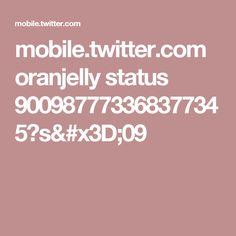 mobile.twitter.com oranjelly status 900987773368377345?s=09