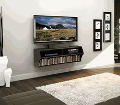 DVD shelf for new tv