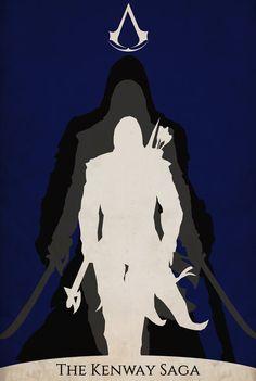 Assassin's Creed The Kenway Saga by GingerJMEZ