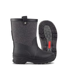 Outstanding Nokian Footwear for the winter: Hanki, for kids sizes 21-35