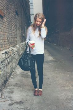 Outfit + Starbucks, the perfect team! Xx
