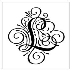 18 Best Cursive Letter Stencils For Sale On Etsy Images Cursive