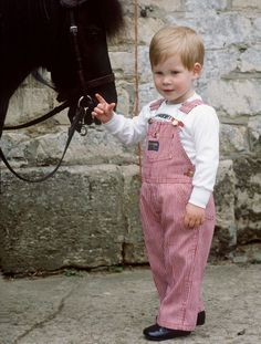 Prince Harry being his adorable self