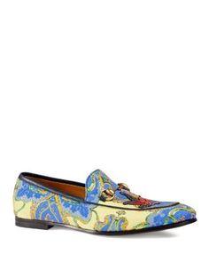 Gucci New Jordaan Loafers | Bloomingdale's