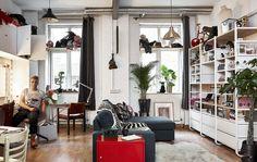 Sognare Soffitti Alti : Fantastiche immagini in soffitti alti su living