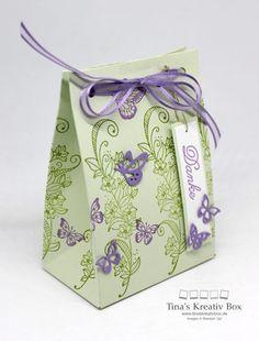 Pootlers Blog Hop – Geschenktüte Voller Schönheit – Tina's Kreativbox