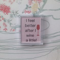 This is definitely me! I have more great gift ideas available in my shop, come and take a look.