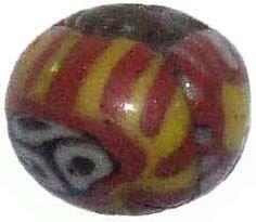Mosaic bead. Islamic period. VII - IX Cent. A.D.