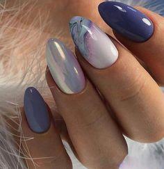 3753cb7d9 Unique cute nails.. #cutenails Uñas Tendencia, Uña Decoradas, Arte De Uñas