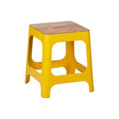 Hitch Marigold Stool