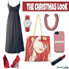 #Fashion #tip for the #Christmas #celebrations #GreenoBag, Tell us what you think!