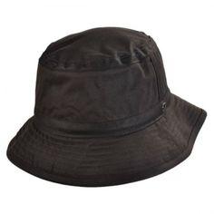 The Storm Waxed Cotton Bucket Hat e99d3c2900e