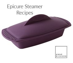 The Epicure steamer is a magical tool that will make your life easier. What is the Steamer? The steamer cooks healthy meals, side dishes and even desert in minutes. in your microwave. It includes a steamer body and lid with steam vents. and made of 100% food-grade silicone and dishwasher, microwave, freezer and oven safe. […] Healthy Meals To Cook, Fast Easy Meals, No Cook Meals, Healthy Cooking, Healthy Eating, Epicure Cheese Dip, Epicure Steamer