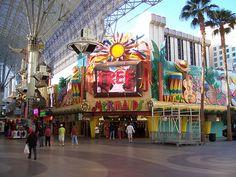 Fremont Street - Vegas