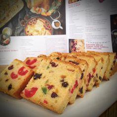 Light Fruit Cake by Jeannietay's blog