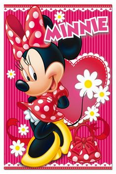MINNIE MOUSE, IPHONE WALLPAPER BACKGROUND