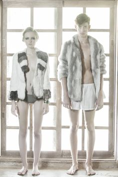 Segunda Pele // editorial e.vista // #ipadmagazine #editorial #fashion #cold