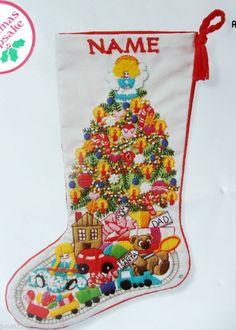 Christmas Stockings Kits.12 Best Crewel Stocking Kits Images Christmas Stocking