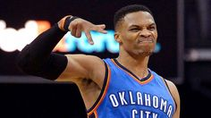 Russell Westbrook will always be a Supersonic. Congrats Russ! Joins Big O in trip-dub pantheon