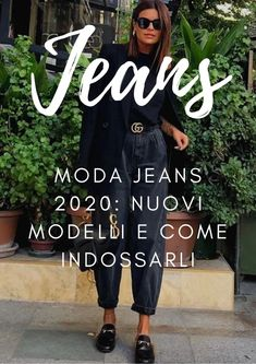 2020 jeans trends: new denim and how to wear it – no time for style Mom Pants, Looks Jeans, My Bebe, Trendy Jeans, Fall Jeans, Tie Dye Long Sleeve, Fall Fashion Trends, Fall Trends, Fashion Bloggers