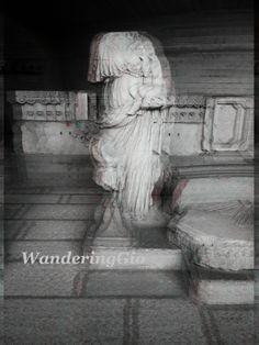 Ruderi statua