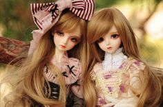 Peaks Woods Fairies of Color Briana & Goldie 1/3 BJD Dolls | Flickr - Photo Sharing!