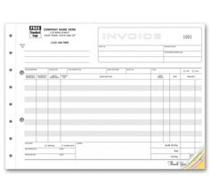 Invoice Shipping Compact Invoice Forms 105T Our Latest Compact Invoice Forms Are The .