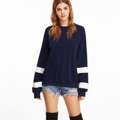 Take a peek into my store here 👀 2017 Autumn New Sweatshirts Womens Stripe Long Sleeve O Neck Pullovers Causal Loose Tops moletom feminino http://thegayco.com/products/2017-autumn-new-sweatshirts-womens-stripe-long-sleeve-o-neck-pullovers-causal-loose-tops-moletom-feminino?utm_campaign=crowdfire&utm_content=crowdfire&utm_medium=social&utm_source=pinterest