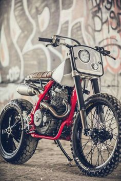49 Ideas Bobber Motorcycle Ideas Street Tracker For 2019 Honda Dominator, Motos Honda, Honda 750, Honda Supermoto, Cb550, Tracker Motorcycle, Bobber Motorcycle, Honda Motorcycles, Vintage Motorcycles