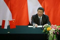 LEKULE : President Xi says China should not focus on growth...