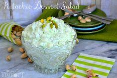 Pistachio Dessert Salad OR Pistachio Fluff! - Mom On Timeout