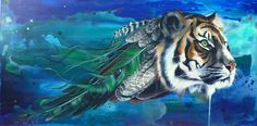 Sandra Chevrier Interview #art #painting #surrealism