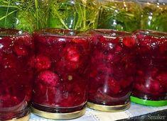 Sałatka z buraczków i ogórka na zimę - przepis ze Smaker.pl Raspberry, Fruit, Food, Essen, Meals, Raspberries, Yemek, Eten