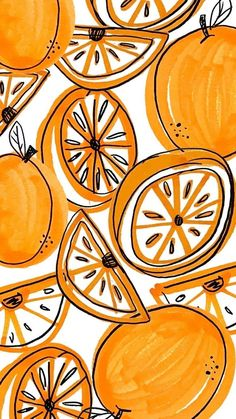 Iphone Background Wallpaper, Aesthetic Iphone Wallpaper, Aesthetic Wallpapers, Girl Wallpaper, Orange Wallpaper, Hippie Wallpaper, Phone Backgrounds, Art Inspo, Kunst Inspo