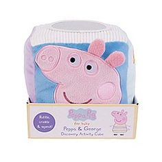 Peppa Pig - Activity Cube