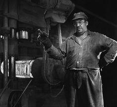 "Kenneth ""Tiny"" Stirtzinger, Atlas Steels, 1950"
