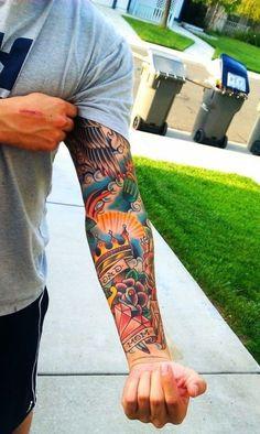 Posti meno dolorosi per tatuaggi uomo (Foto) | QNM