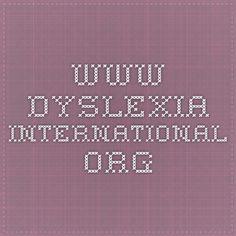 www.dyslexia-international.org