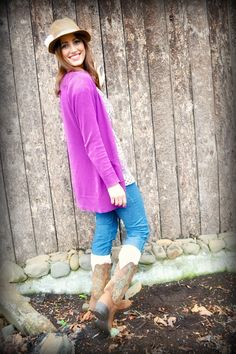 ways to style your cowgirl boots. country/western/farm style