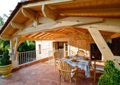 Le Moulin de Larcy Luxury B&B is a old french Mill, rennovated with three stylish apartment suites and fine dining with a Michelin recommendation. Le Moulin, B & B, Outdoor Dining, Fine Dining, Pergola, Restoration, Outdoor Structures, France, Luxury