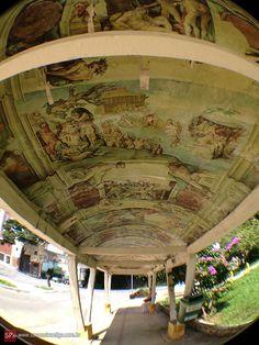 O ponto de ônibus mais antigo de São Paulo!