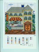 Schema punto croce Casas 36