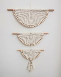 Creative Crafts, Diy And Crafts, Arts And Crafts, Paper Crafts, Macrame Patterns, Crochet Patterns, Minimal Drawings, Macrame Art, Handmade Home
