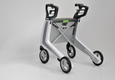 beactive+e | Walker with electric drive | Beitragsdetails | iF ONLINE EXHIBITION