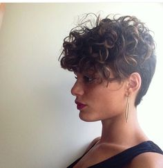 15 Stylish Pixie Cuts For Curly Hair You Will Love Hair
