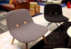 New chair from Erik Jørgensen