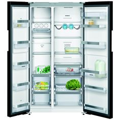 Siemens KA92NLB35G - IQ-700 American Style Fridge Freezer | Appliance City
