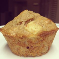 apple cinnamon muffins oatmeal. Going to go make me some of these right now.