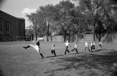"""Alfred Eisenstaedt, """"Drum Major, University of Michigan"""" University Of Michigan, Michigan Usa, Einstein, Norman Rockwell Paintings, Drum Major, Gordon Parks, New York, Photo Story, Life Pictures"""